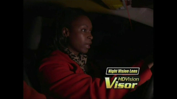 HD Vision Visor TV Spot, 'Beat the Sun' - Thumbnail 8