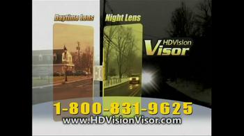 HD Vision Visor TV Spot, 'Beat the Sun' - Thumbnail 9