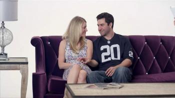 Overstock.com TV Spot, 'Newlyweds' - Thumbnail 2