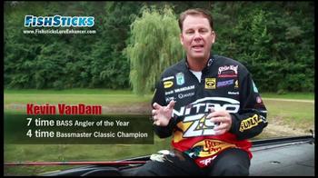 FishSticks Lure Enhancer TV Spot Feasting Kevin Vandam - Thumbnail 3