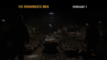 The Monuments Men - Alternate Trailer 4
