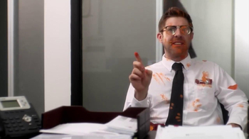 Doritos Crash the Super Bowl Finalist TV Spot, 'Office Thief' - Thumbnail 8