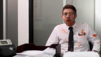 Doritos Crash the Super Bowl Finalist TV Spot, 'Office Thief' - Thumbnail 9