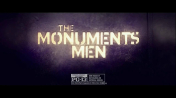 The Monuments Men - Alternate Trailer 12