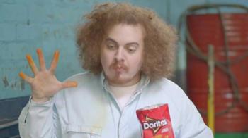 Doritos Crash the Super Bowl Finalist TV Spot, 'Finger' - Thumbnail 2