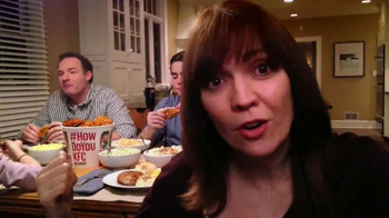 KFC Family Feast TV Spot, 'A Real Family Dinner' - Thumbnail 10