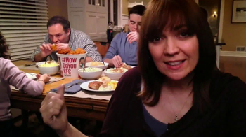 KFC Family Feast TV Spot, 'A Real Family Dinner' - Thumbnail 6