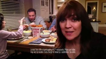 KFC Family Feast TV Spot, 'A Real Family Dinner' - Thumbnail 8