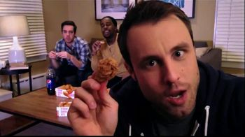 KFC Hot Wings TV Spot, 'No More Imposters'