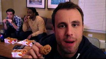 KFC Hot Wings TV Spot, 'No More Imposters' - Thumbnail 3