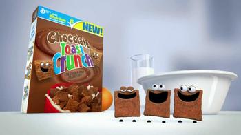 Chocolate Toast Crunch TV Spot, 'A Crunch Odyssey' - Thumbnail 1