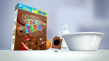 Chocolate Toast Crunch TV Spot, 'A Crunch Odyssey' - Thumbnail 10