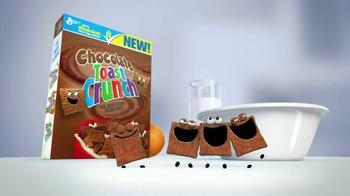 Chocolate Toast Crunch TV Spot, 'A Crunch Odyssey' - Thumbnail 4