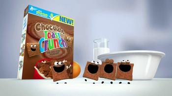 Chocolate Toast Crunch TV Spot, 'A Crunch Odyssey' - Thumbnail 9