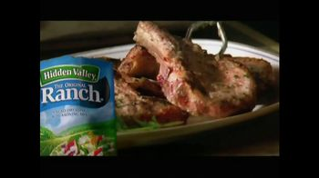 Hidden Valley Ranch TV Spot, 'Pork Chops'