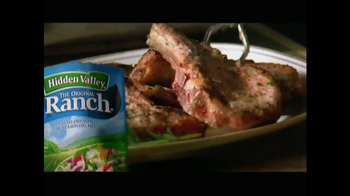Hidden Valley Ranch TV Spot, 'Pork Chops' - 1877 commercial airings