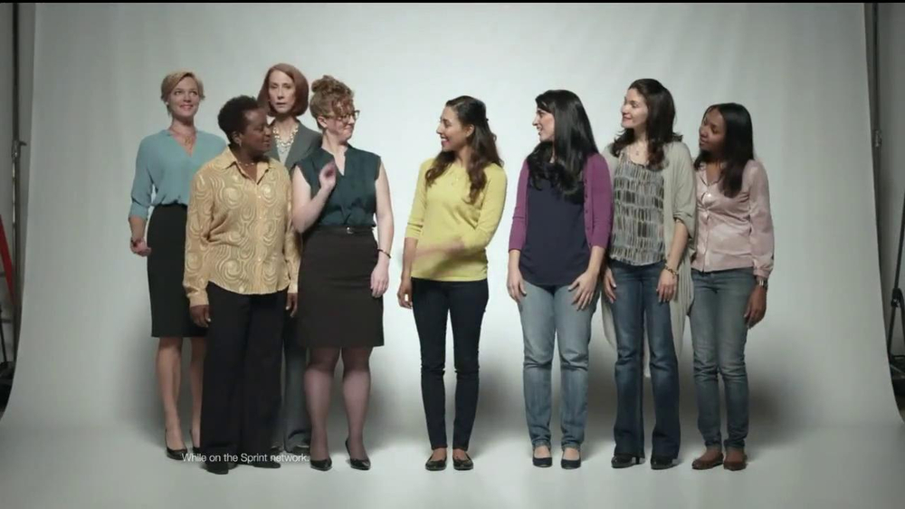 Sprint Framily Plan TV Commercial, 'Girlfriends'