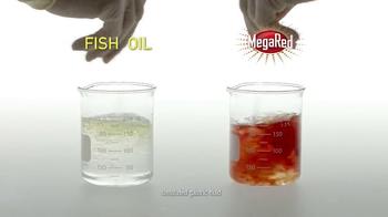 Mega Red Omega-3 Krill Oil TV Spot, 'Heart Health Beat' - Thumbnail 9