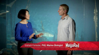 Mega Red Omega-3 Krill Oil TV Spot, 'Heart Health Beat' - Thumbnail 3