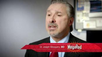 Mega Red Omega-3 Krill Oil TV Spot, 'Heart Health Beat' - Thumbnail 6
