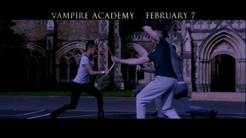 Vampire Academy - Alternate Trailer 1