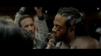 Beats by Dre Studio TV Spot Ft. Richard Sherman, Song by Aloe Blacc - Thumbnail 4