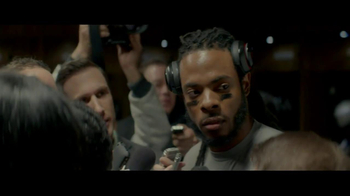 Beats by Dre Studio TV Spot Ft. Richard Sherman, Song by Aloe Blacc - Thumbnail 6