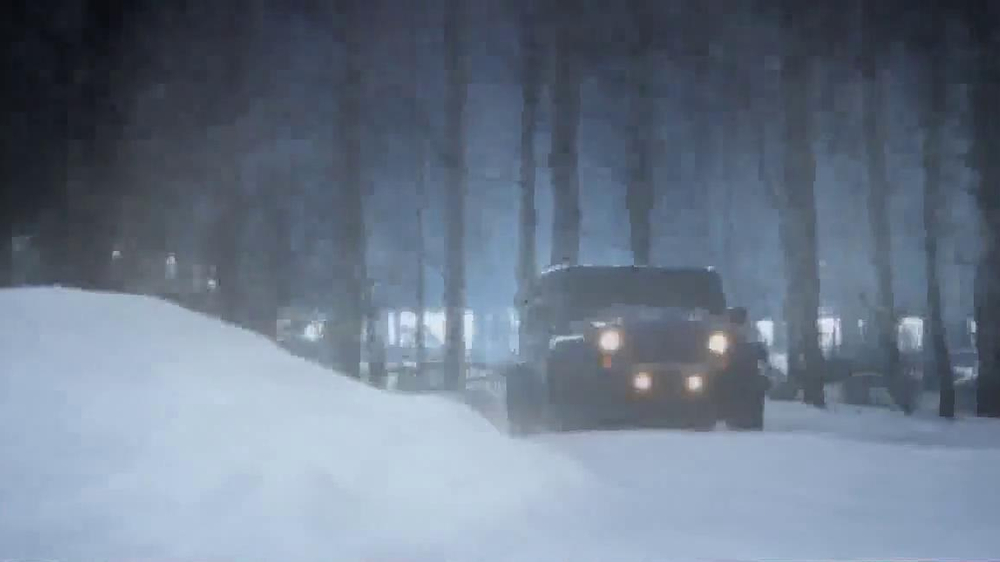 2014 Jeep Wrangler Polar Edition Tv Commercial Song By Done Again