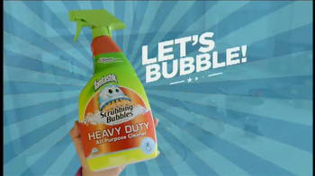 Scrubbing Bubbles Heavy Duty with Fantastik TV Spot, '2x Better' - Thumbnail 5