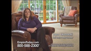 Empire Today TV Spot, 'Convenient Experience'