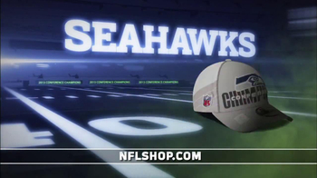 NFL Shop Seahawks Conference Champions Gear TV Spot, 'NFC Champions' - Thumbnail 3