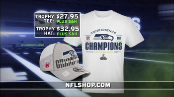 NFL Shop Seahawks Conference Champions Gear TV Spot, 'NFC Champions' - Thumbnail 4