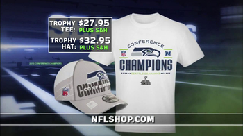 NFL Shop Seahawks Conference Champions Gear TV Spot, 'NFC Champions' - Thumbnail 5