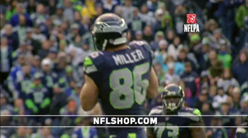 NFL Shop Seahawks Conference Champions Gear TV Spot, 'NFC Champions' - Thumbnail 6