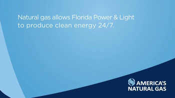 America's Natural Gas Alliance TV Spot, 'Florida Power and Light' - Thumbnail 9