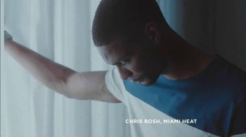 NBA TV Spot, 'Black History Month' Featuring Chris Bosh - 110 commercial airings