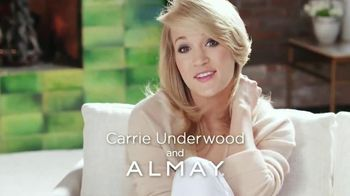 Almay Smart Shade TV Spot Featuring Carrie Underwood - 7442 commercial airings