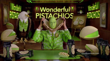 Wonderful Pistachios Super Bowl 2014 TV Spot, 'Branding' Ft Stephen Colbert - 352 commercial airings