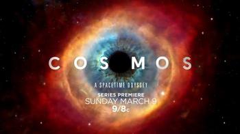 Cosmos Super Bowl 2014 TV Promo - Thumbnail 9