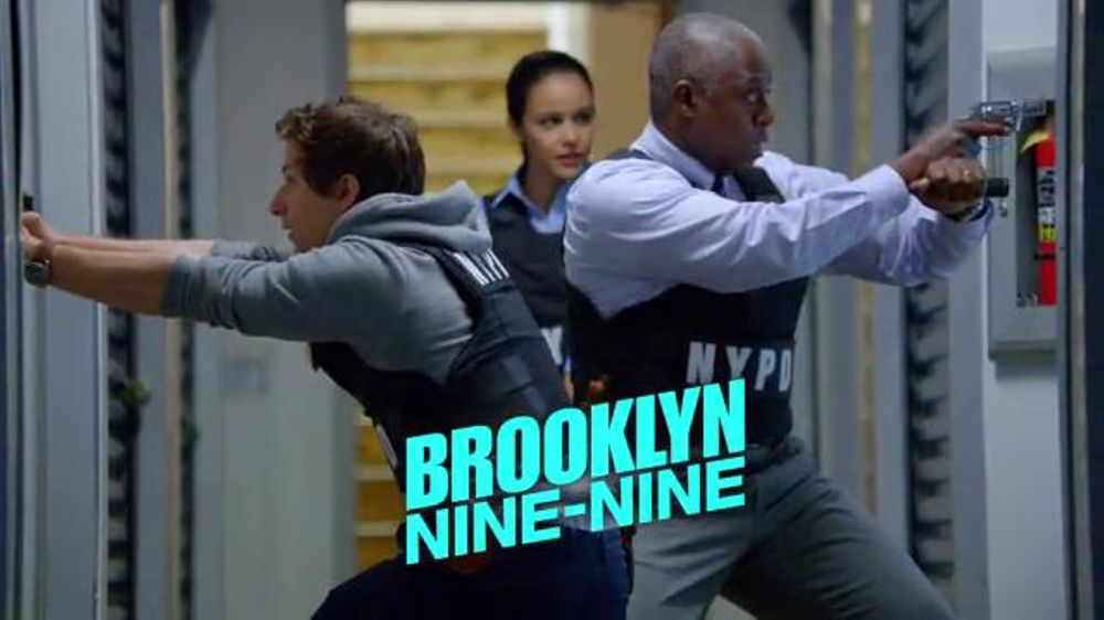 FOX: Brooklyn Nine-Nine Super Bowl 2014 TV Promo