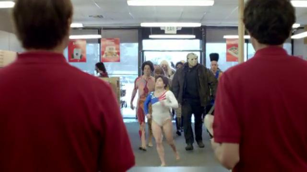Radio Shack Super Bowl 2014 TV Commercial, 'The Phone Call' Song by Loverboy