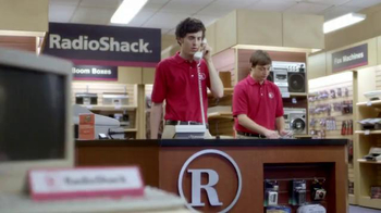 Radio Shack Super Bowl 2014 TV Spot, 'The Phone Call' Song by Loverboy - Thumbnail 1