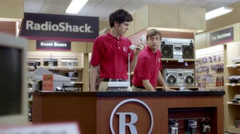 Radio Shack Super Bowl 2014 TV Spot, 'The Phone Call' Song by Loverboy - Thumbnail 2