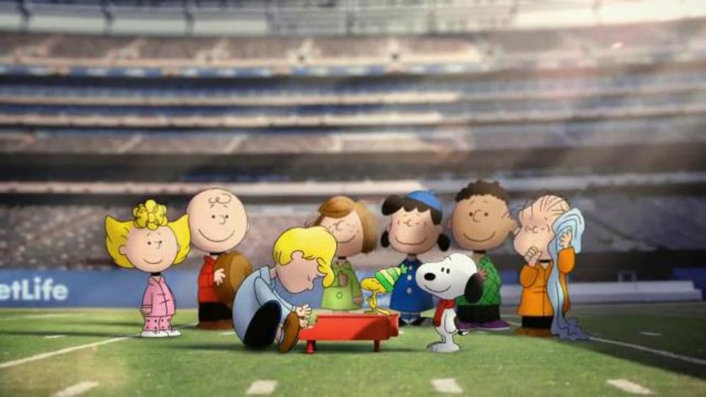 MetLife Super Bowl 2014 TV Spot