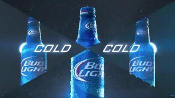 Bud Light Aluminum Super Bowl 2014 TV Spot, 'Cool Twist' - Thumbnail 2