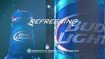 Bud Light Aluminum Super Bowl 2014 TV Spot, 'Cool Twist' - Thumbnail 3