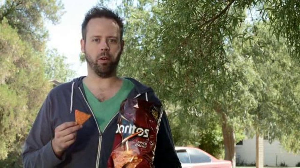 Doritos: Time Machine