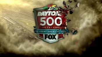 Daytona 500 Super Bowl 2014 TV Promo