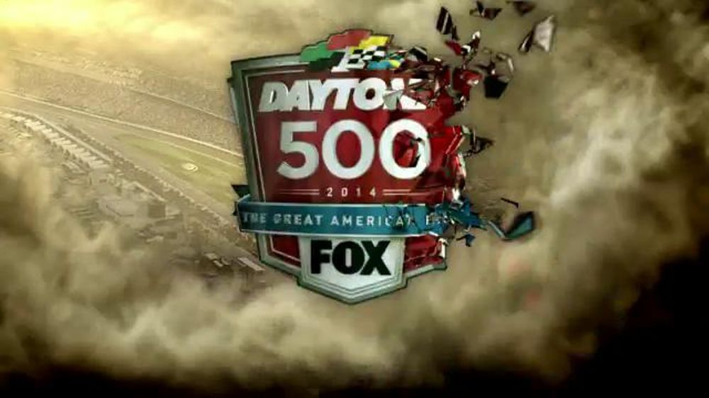 FOX: Daytona 500 Super Bowl 2014 TV Promo