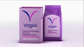 Vagisil  Maximum Strength Anti-Itch Medicated Wipes TV Spot, 'Experts' - Thumbnail 6